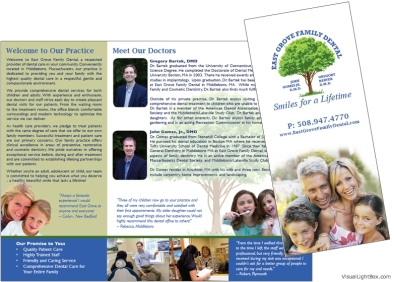 Dental Practice Brochure