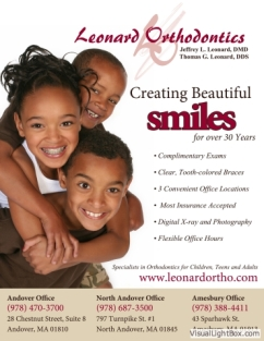 Orthodontic Advertisement