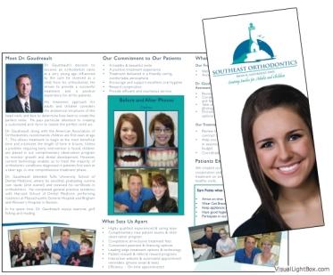 Orthodontic Practice Brochure