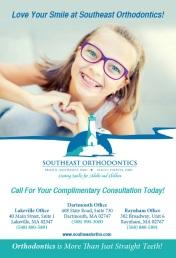 Orthodontic Practice Advertisement