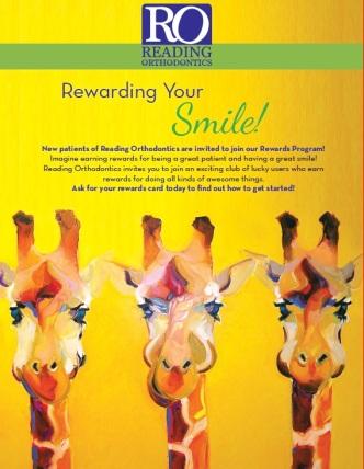 Rewards Program Flyer