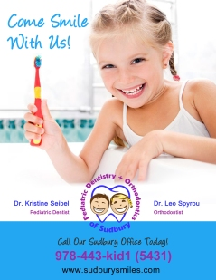 Pediatric Dentist Magazine Ad