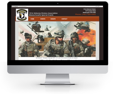 101st Airborne MA Special Events - View this website at: http://www.screamingeaglesma.org