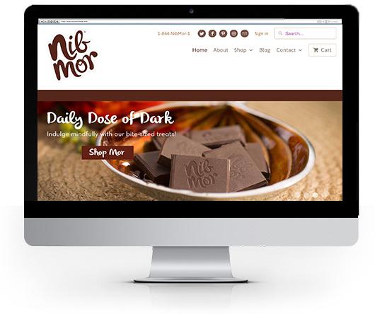 NibMor E-Commerce Website