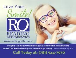 Orthodontic Postcard