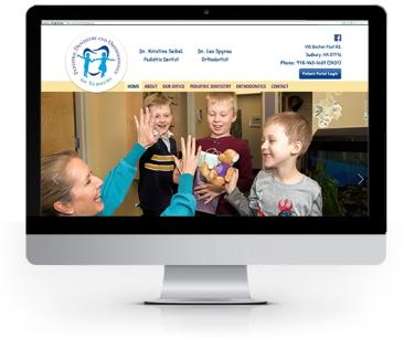 Pediatric Dentistry and Orthodontics of Sudbury - View this website at: http://www.sudburysmiles.com